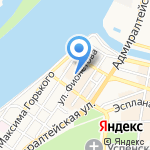YAFUNK на карте Астрахани