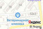 Схема проезда до компании Эксперт в Астрахани