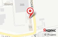 Схема проезда до компании Умный дом в Астрахани