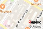 Схема проезда до компании Культовый бар в Астрахани