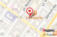 Схема проезда до компании Оникс в Астрахани