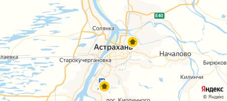 Адреса питомников кошек на карте Астрахани