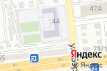 Схема проезда до компании Средняя общеобразовательная школа №14 в Астрахани