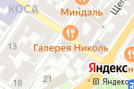 Схема проезда до компании N в Астрахани