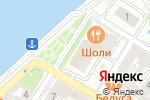Схема проезда до компании Ямато в Астрахани
