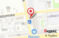 Схема проезда до компании Евгения в Астрахани