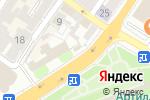 Схема проезда до компании Mademoiselle Lena в Астрахани