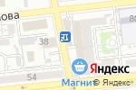 Схема проезда до компании Фруктово-овощная лавка в Астрахани