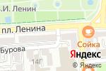 Схема проезда до компании Адвокатская контора Кировского района г. Астрахани в Астрахани