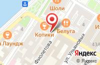 Схема проезда до компании Икорная лавка в Астрахани