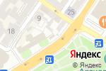 Схема проезда до компании ААА-сервис в Астрахани