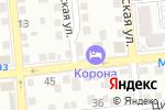 Схема проезда до компании Альтаир и Компания в Астрахани