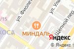 Схема проезда до компании Миндаль в Астрахани
