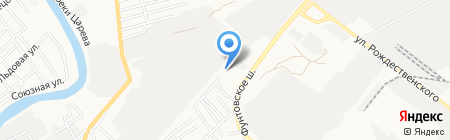 Астраханьсортсемовощ на карте Астрахани