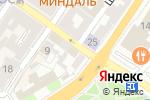 Схема проезда до компании Мастерская по пошиву и ремонту кожаных изделий в Астрахани