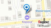 Компания Crown на карте