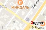 Схема проезда до компании Юный Каспиец в Астрахани