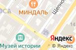 Схема проезда до компании Дублин в Астрахани