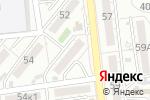 Схема проезда до компании Отдел ГИБДД в Астрахани