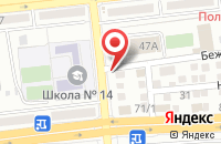 Схема проезда до компании Салон-магазин в Астрахани