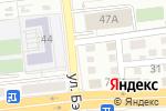 Схема проезда до компании Горячие пончики в Астрахани