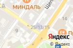 Схема проезда до компании Детская художественная школа №1 в Астрахани