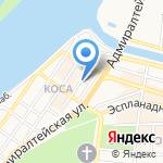 Швейный мир на карте Астрахани
