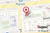 Схема проезда до компании Федерация дзюдо Астраханской области в Астрахани
