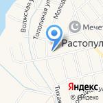 Средняя общеобразовательная школа им. А. Джанибекова с дошкольным отделением на карте Астрахани