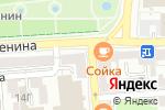 Схема проезда до компании Областная детская библиотека в Астрахани