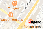 Схема проезда до компании Фит Студио в Астрахани