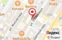 Схема проезда до компании Volga Health в Астрахани