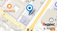 Компания Fit Studio на карте