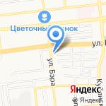 Мир жалюзи на карте Астрахани