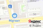 Схема проезда до компании Миллениум в Астрахани