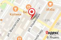 Схема проезда до компании Al Pash Astrakhanskaya в Астрахани