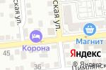 Схема проезда до компании ГОЛОС в Астрахани