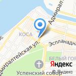 Банк Хоум Кредит на карте Астрахани