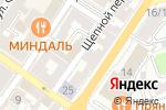 Схема проезда до компании Антинаркотическая комиссия в Астрахани