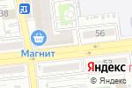 Схема проезда до компании Дельта Волги в Астрахани