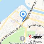 Управление по связям с общественностью Администрации г. Астрахани на карте Астрахани