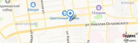Наркологический центр на карте Астрахани