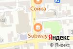 Схема проезда до компании Aladdin в Астрахани