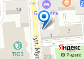Волгоградский фонд сбережений, КПК на карте
