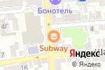 Схема проезда до компании Burger club в Астрахани