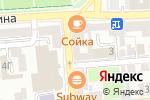 Схема проезда до компании Волгоградский фонд сбережений, КПК в Астрахани