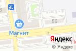Схема проезда до компании ДИЭЛ в Астрахани