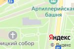 Схема проезда до компании Детская музыкальная школа №1 в Астрахани