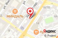 Схема проезда до компании Марушка в Астрахани