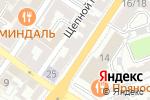 Схема проезда до компании КухниЭкоМебель в Астрахани